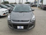 2014 Sterling Gray Ford Escape Titanium 1.6L EcoBoost #90881757