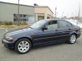 2005 Monaco Blue Metallic BMW 3 Series 325i Sedan #90882250
