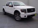 2014 Oxford White Ford F150 FX4 SuperCrew 4x4 #90882059