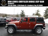 2014 Copperhead Pearl Jeep Wrangler Unlimited Sport 4x4 #90881857