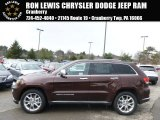 2014 Deep Auburn Pearl Jeep Grand Cherokee Summit 4x4 #90881856