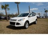 2014 Oxford White Ford Escape SE 1.6L EcoBoost #90882145