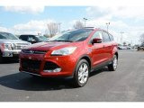 2014 Ruby Red Ford Escape Titanium 2.0L EcoBoost #90882142
