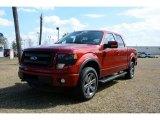 2014 Sunset Ford F150 FX4 SuperCrew 4x4 #90882136