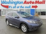 2012 Twilight Blue Metallic Honda CR-V EX-L 4WD #90881915