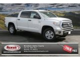 2014 Super White Toyota Tundra SR5 Crewmax 4x4 #90881647