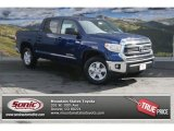 2014 Blue Ribbon Metallic Toyota Tundra SR5 Crewmax 4x4 #90881646