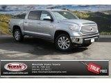 2014 Silver Sky Metallic Toyota Tundra Limited Crewmax 4x4 #90881645