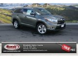 2014 Alumina Jade Metallic Toyota Highlander Limited AWD #90881640