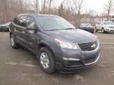 2014 Chevrolet Traverse LS AWD Data, Info and Specs