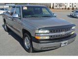 2002 Light Pewter Metallic Chevrolet Silverado 1500 LS Extended Cab #90882195