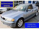 2003 Steel Blue Metallic BMW 3 Series 325xi Sedan #90881606