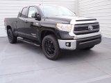 2014 Black Toyota Tundra SR5 Double Cab 4x4 #90930627
