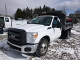 2014 Ford F350 Super Duty XL Regular Cab Dump Truck Data, Info and Specs