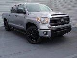 2014 Silver Sky Metallic Toyota Tundra SR5 Crewmax #90930626