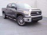 2014 Magnetic Gray Metallic Toyota Tundra SR5 Crewmax #90930625