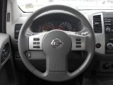 2013 Nissan Frontier SV V6 Crew Cab 4x4 Steering Wheel