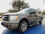 2014 Sterling Grey Ford F150 STX SuperCab #90930558