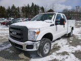 2014 Ford F350 Super Duty XL SuperCab 4x4 Utility Truck Data, Info and Specs