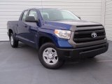 2014 Blue Ribbon Metallic Toyota Tundra SR Double Cab #90930622