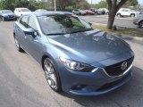 2014 Blue Reflex Mica Mazda MAZDA6 Grand Touring #90930864