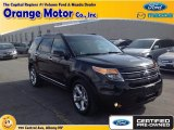 2013 Tuxedo Black Metallic Ford Explorer Limited 4WD #90930619