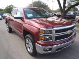 2014 Chevrolet Silverado 1500 LTZ Crew Cab Data, Info and Specs