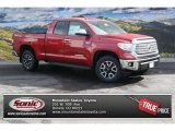 2014 Barcelona Red Metallic Toyota Tundra Limited Double Cab 4x4 #90930415