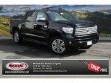 2014 Attitude Black Metallic Toyota Tundra Platinum Crewmax 4x4 #90930414