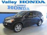 2011 Crystal Black Pearl Honda CR-V EX-L 4WD #90930475