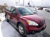 2008 Tango Red Pearl Honda CR-V LX 4WD #90930845