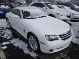 2006 Alabaster White Chrysler Crossfire Limited Coupe #90930843