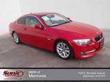2011 Crimson Red BMW 3 Series 328i Coupe #90930660
