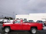 2014 Victory Red Chevrolet Silverado 1500 WT Regular Cab 4x4 #90930833