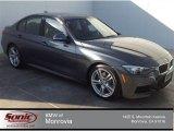 2014 Mineral Grey Metallic BMW 3 Series 328i Sedan #90930654