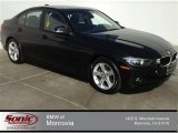 2014 Jet Black BMW 3 Series 328i Sedan #90930652
