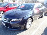 2014 Blue Ray Metallic Chevrolet Impala LT #90960257