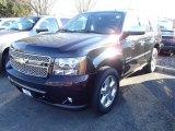2014 Black Chevrolet Tahoe LTZ 4x4 #90960269