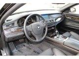 2011 BMW 7 Series Interiors