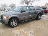 2014 Sterling Grey Ford F150 STX SuperCrew #90960361
