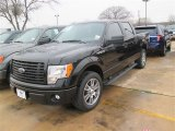 2014 Tuxedo Black Ford F150 STX SuperCrew #90960365