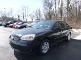 2007 Black Chevrolet Malibu LT Sedan #90960526