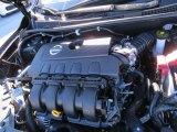 2014 Nissan Sentra SL 1.8 Liter DOHC 16-Valve CVTCS 4 Cylinder Engine
