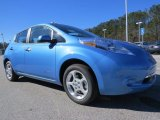 Nissan LEAF 2014 Data, Info and Specs