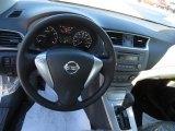 2014 Nissan Sentra S Dashboard