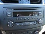 2014 Nissan Sentra S Audio System