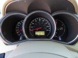 2014 Nissan Murano SL Gauges