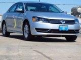 2014 Reflex Silver Metallic Volkswagen Passat 1.8T Wolfsburg Edition #90960861