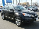 2010 Crystal Black Pearl Honda CR-V LX AWD #90960918
