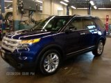 2011 Kona Blue Metallic Ford Explorer XLT 4WD #91005585